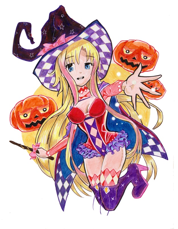 Manga-Witch